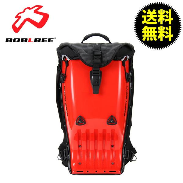 BOBLBEE �{�u���r�[ Hard Shell �n�[�h�V�F�� 25L GTO Red ���b�h 303046 �o�b�N�p�b�N �����b�N �k��