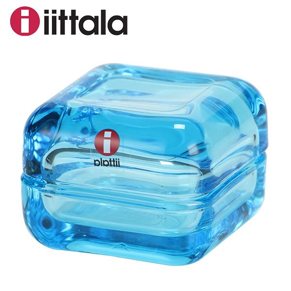 【365日出荷対応】iittala イッタラ Vitriini ヴィトリーニ Vitriini box ヴィトリーニボックス light blue ライトブルー 111079 北欧 インテリア