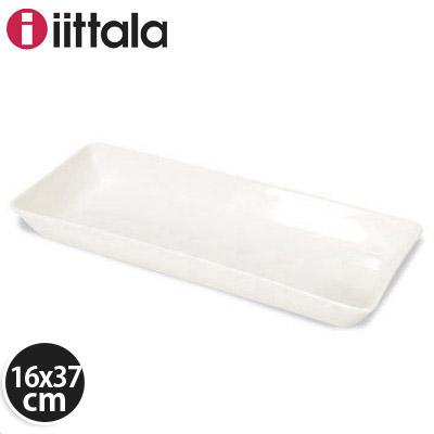 【365日出荷対応】【北欧ブランド】【iittala】イッタラ ティーマ スクエアプレート プラターロング 16x37cm Teema Platter 64-1180-016458-0 ホワイト