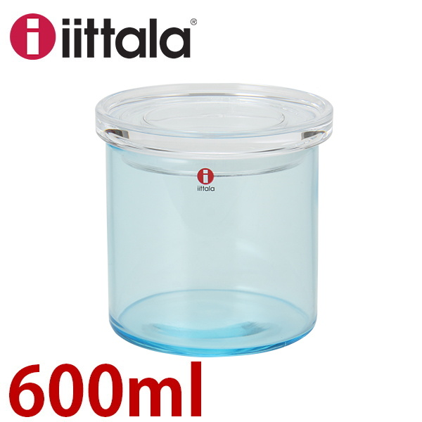 �y365��o�בΉ��ziittala �C�b�^�� Jars �W���[ 600ml light blue ���C�g�u���[ 1007476 �k��