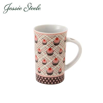�y365��o�בΉ��zJessieSteele �W�F�V�[�X�e�B�[�� ���[&�~�[ You&Me �e�B�[�J�b�v �}�O Cherry Cupcake �`�F���[�J�b�v�P�[�L2 49033