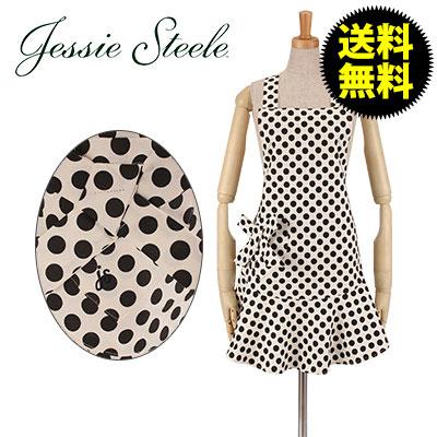 Jessie Steele �W�F�V�[�X�e�B�[�� Josephine Apron �W���Z�t�B�� �G�v���� �N���[�����u���b�N �|���J�h�b�g 111-JS-68C
