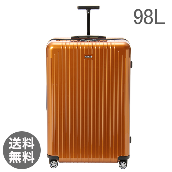 RIMOWA リモワ サルサエアー 823.77 82377 SALSA AIR スーツケース インカゴールド 【4輪】 98L (820.77.23.4)