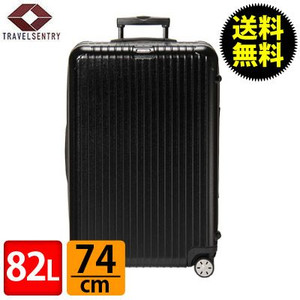 RIMOWA リモワ Salsa 871.70 87170 Multiwheel(Black) 82L