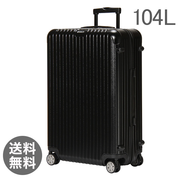 RIMOWA リモワ Salsa 871.77 87177 Multiwheel(Black) 104L