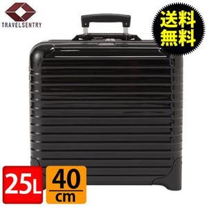 RIMOWA リモワ 【2輪】 サルサ デラックス スーツケース マルチ 850.40 85040 【Salsa Deluxe 】 ブラック (830.40.50.2)