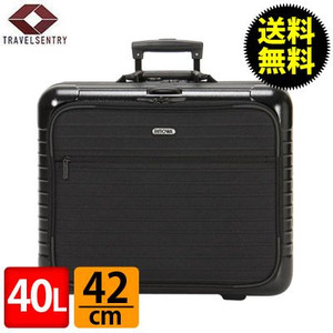 RIMOWA ������ �{���� 861.50 86150 �r�W�l�X �X�[�c�P�[�X Bolero BusinessTrolley 40L