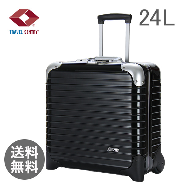 RIMOWA ������ LIMBO 880.40 88040 Business Trolley �r�W�l�X �g�����[ Black �u���b�N (881.40.50.2)