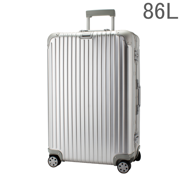 RIMOWA リモワ トパーズ 923.77.00.4 TOPAS スーツケース 78L