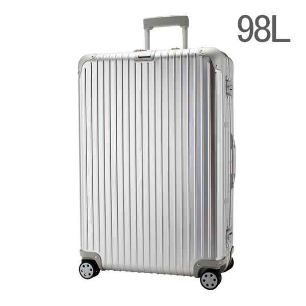 RIMOWA リモワ トパーズ 923.77.00.4 スーツケース TOPAS 98L