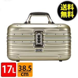 RIMOWA リモワ Topas Gold 914.38 91438 Beauty Case トパーズ ゴールド ビューティケース 17L スーツケース キャリーバッグ ゴールド