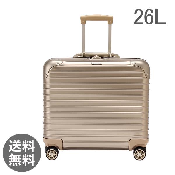 RIMOWA リモワ Topas Titanium トパーズ チタニウム 923.40.03.4 スーツケース キャリーバッグ