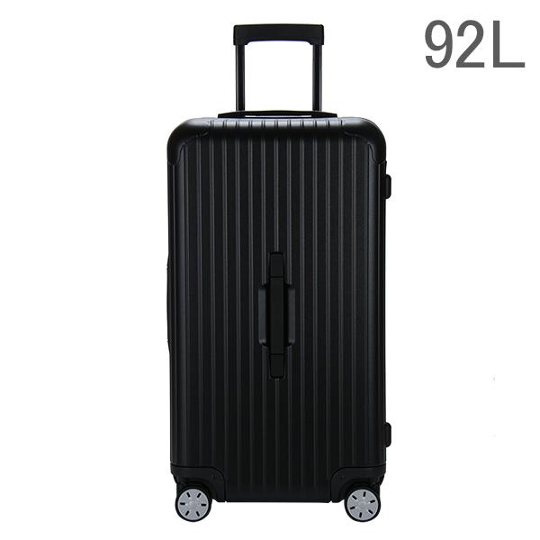 RIMOWA ������ �T���T 834.75 83475 �X�|�[�c �}���`�z�C�[�� 4�� �X�[�c�P�[�X �u���b�N Sport Multiwheel 87L (810.75.32.4)