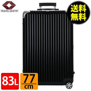 RIMOWA リモワ リンボ 890.73 89073 マルチホイール 73 4輪 スーツケース ブラック Multiwheel73 83L (881.73.50.4)