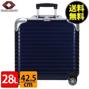 RIMOWA リモワ リンボ 818.40 81840 ビジネス マルチホイール 4輪 スーツケース ナイトブルー Business Multiwheel 28L (881.40.21.4)