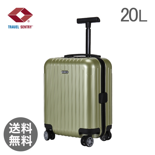 RIMOWA ������ Salsa Air �T���T�G�A�[ 820.42.36.4 �~�j�}���`�z�C�[�� lime green ���C���O���[�� Mini Multiwheel ��20L