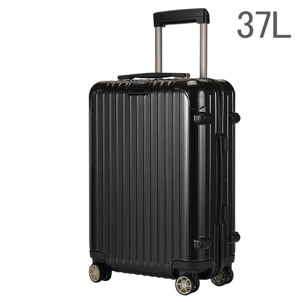 RIMOWA ������ SALSA Deluxe �T���T�f���b�N�X 830.52.33.4 �L���r���}���`�z�C�[���@�C�A�^ �u���E�� Cabin MultiWheel IATA ��35L