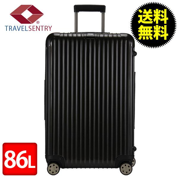 RIMOWA ������ SALSA Deluxe �T���T�f���b�N�X 830.70.33.4 �}���`�z�C�[�� granite brown �O���i�C�g�u���E�� MultiWheel 86L