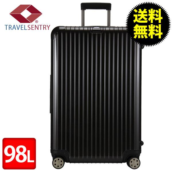 RIMOWA ������ SALSA Deluxe �T���T�f���b�N�X 813.73 81373�}���`�z�C�[�� granite brown �u���E�� MultiWheel 98L (830.73.33.4)