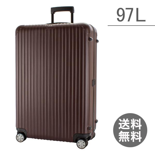 RIMOWA リモワ スーツケース サルサ マルチウィール 97L カルモナレッド 810.77.14.4 キャリーバッグ