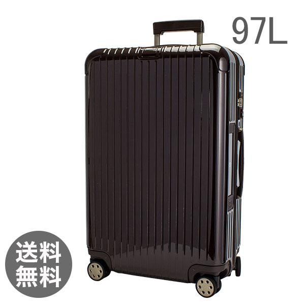 RIMOWA リモワ 【4輪】 サルサ デラックス 831.77.52.5 スーツケース マルチ 【Salsa Deluxe 】 Multiwheel ブラウン 97L 電子タグ 【E-Tag】