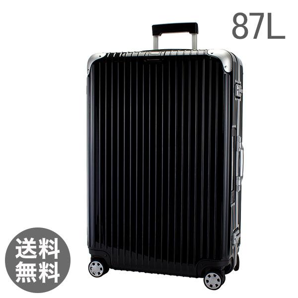 【E-Tag】 電子タグ RIMOWA リモワ リンボ 890.73 89073 マルチホイール 73 4輪 スーツケース ブラック Multiwheel73 87L (881.73.50.4)