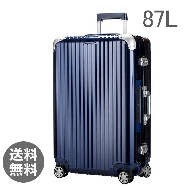 【E-Tag】 電子タグ RIMOWA リモワ Limbo リンボ 882.73.21.5 マルチホイール 73 4輪 スーツケース ナイトブルー Multiwheel73 87L