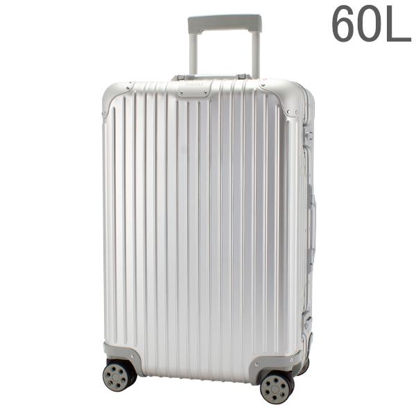 リモワ RIMOWA オリジナル 925630 チェックイン M 67L 4輪 スーツケース Original Check-In M