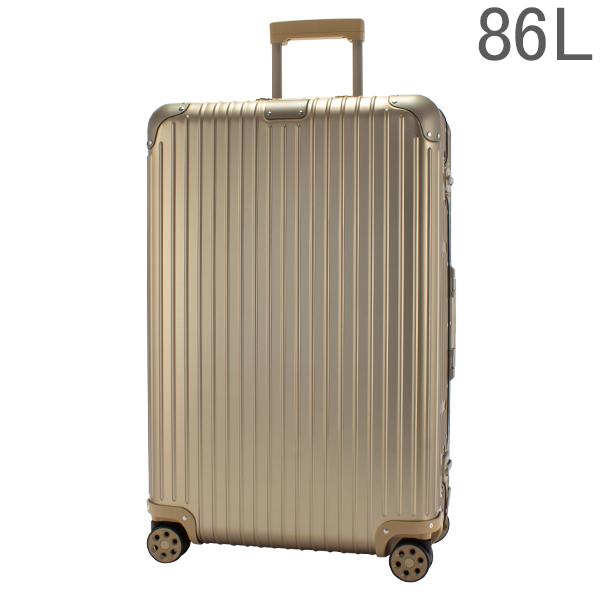 リモワ RIMOWA オリジナル 925730 チェックイン L 86L 4輪 スーツケース Original Check-In L