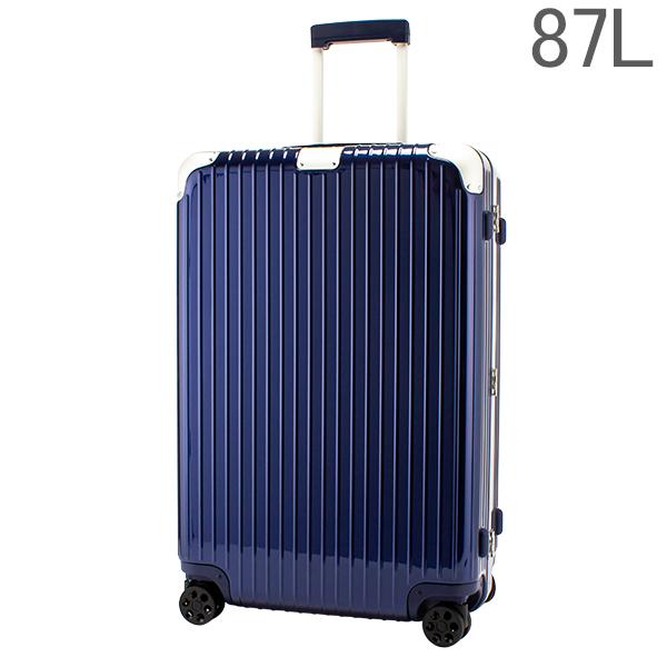 リモワ RIMOWA ハイブリット 883736 チェックイン L 84L 4輪 スーツケース Hybrid Check-In L
