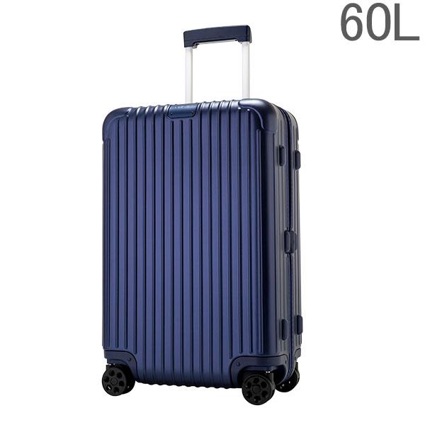 リモワ RIMOWAエッセンシャル 832636 チェックイン M 60L 4輪 スーツケース Essential Check-In M