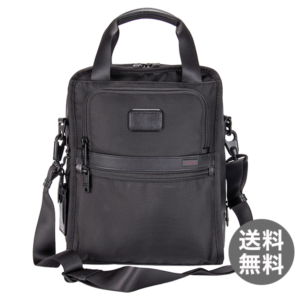 TUMI トゥミ バッグ ミディアム トラベル トート ビジネス メンズ 出張 ブラック 022117D2