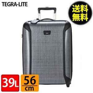 TUMI トゥミ 228121 21インチ・テグラライト・コンチネンタル・2ウィール・キャリーオン 39L メタル(Tグラファイト) スーツケース