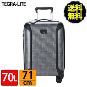 TUMI トゥミ 28125 25インチ・テグラライト・ミディアム・トリップ・パッキングケース 70L メタル(Tグラファイト) スーツケース