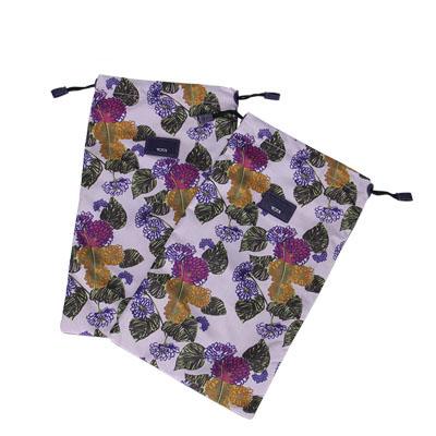TUMI トゥミ 14828 Ana Sui Sui Floral アナスイ フローラル Shoe Bags シューバッグ ポーチ 収納袋 マルチ