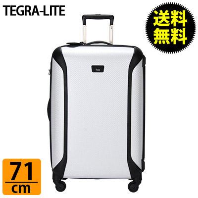 TUMI トゥミ 28125 テグラライト Trolley トローリー キャリーケース スーツケース ホワイト