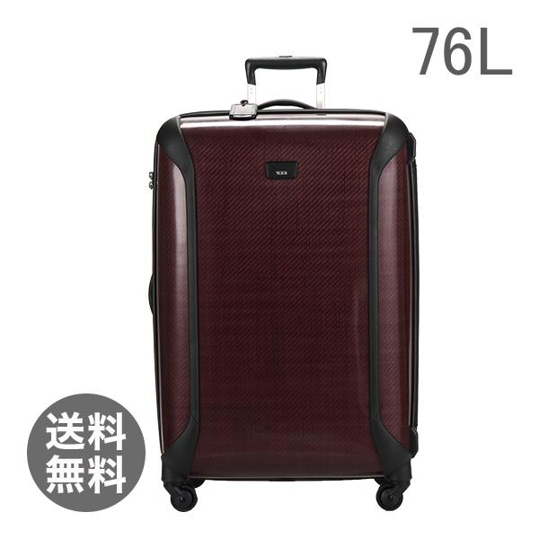 TUMI トゥミ 28127 テグラライト Large Trip Packing Case ラージトリップパッキングケース79L Bordeaux ボルドー スーツケース