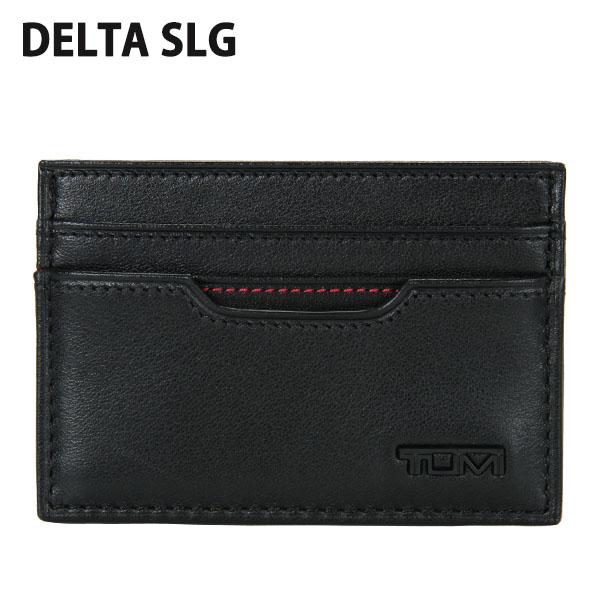 TUMI トゥミ 18659 SLG デルタ Slim Card Case ID スリム・カードケース・ID Black ブラック