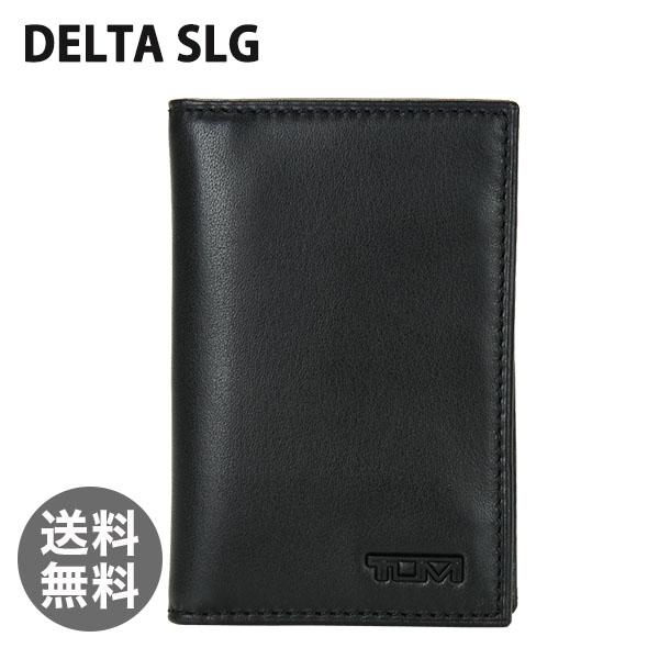 TUMI トゥミ 18674 SLG デルタ Multi Window Card Case マルチ・ウィンドウ・カードケース Black ブラック
