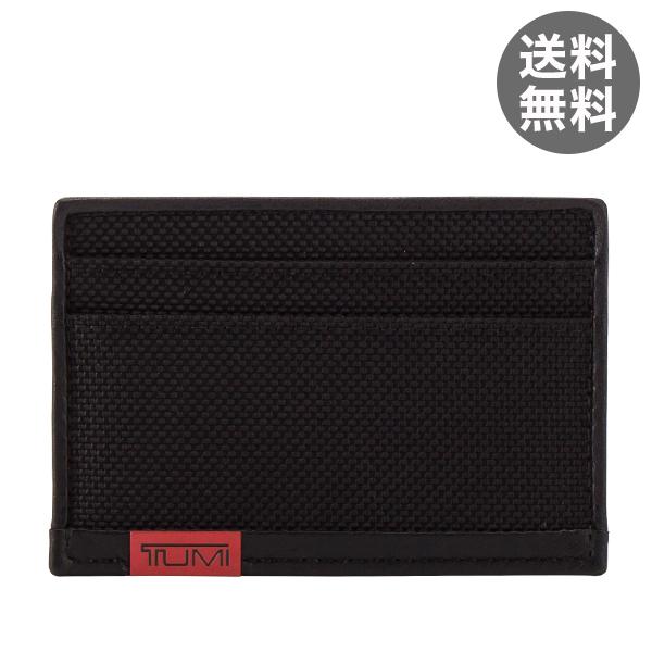 トゥミ Tumi スリム カードケース バリスティックナイロン 119259DRIDE ブラック Exclusives Slim Card Case Black 名刺入れ プレゼント ギフト