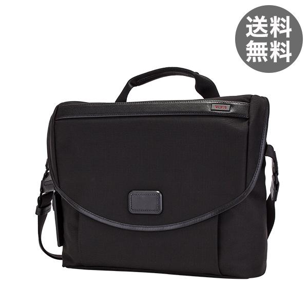 トゥミ Tumi ショルダーバッグ スリム・メッセンジャー 26202D2 ブラック ALPHA 2 Slim Messenger Black メッセンジャーバッグ ビジネス A4サイズ メンズ