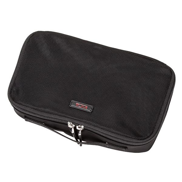 トゥミ Tumi トラベルポーチ パッキング・キューブ パッキングケース 14895D ブラック Accessory Packing Cube Black 旅行 トラベル パッキングポーチ