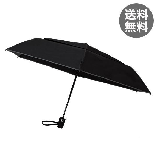 トゥミ Tumi 折りたたみ傘 自動開閉 ミディアム・オートクローズ・アンブレラ 14415D ブラック Medium Auto Close Umbrella Black 折り畳み 傘 ワンタッチ開閉