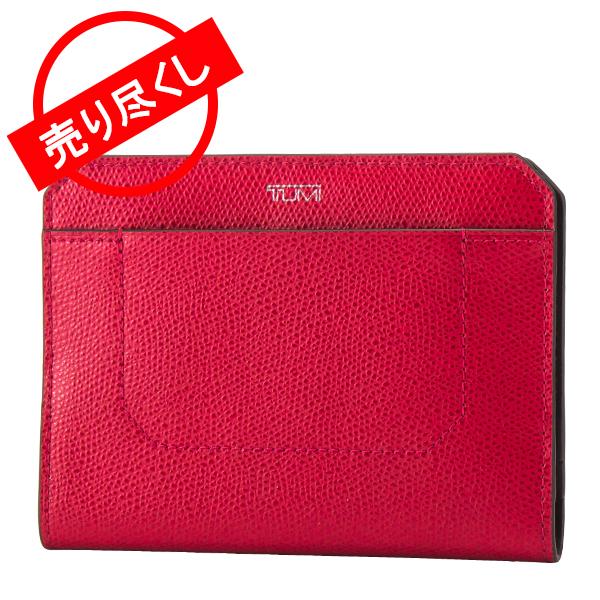 トゥミ Tumi パスポート・カバー 本革 レザー 11881RD レッド Camden SLG Passport Cover Red パスポートケース メンズ レディース