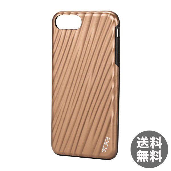 トゥミ Tumi iPhone 7 Plus ケース スマホケース アイフォン カバー 114223RG ローズゴールド 19 Degree Case Rose Gold スマートフォンケース