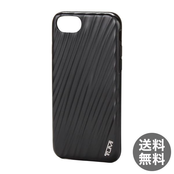 トゥミ Tumi iPhone 7/8 ケース スマホケース アイフォン カバー 114222D ブラック TUMI Mobile Covers 19 Degree Case スマートフォンケース