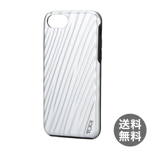 トゥミ Tumi iPhone 7 ケース スマホケース アイフォン カバー 114222SLV シルバー 19 Degree Case For iPhone 7 Silver スマートフォンケース