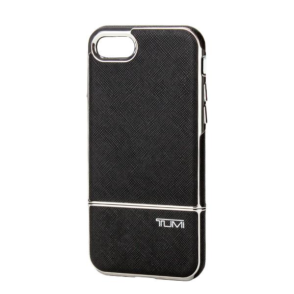 トゥミ Tumi iPhone 7 ケース スマホケース アイフォン カバー ツーピース・スライダー・ケース 114226DSLV ブラック/シルバー Two Piece Slider Case