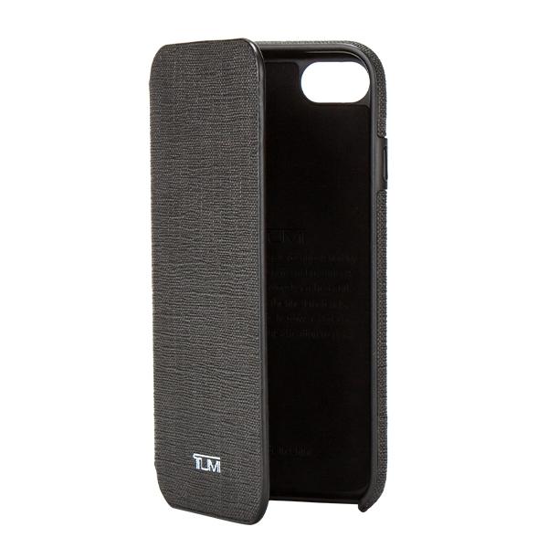 トゥミ Tumi iPhone 7 ケース スマホケース 手帳型 アイフォン カバー トゥミ・フォリオ・スナップ・ケース 114220GRY グレー Tumi Folio Snap Case