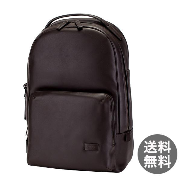 トゥミ Tumi ウェブスター バックパック リュック レザー 63023B ブラウン Harrison Webster backpack Brown メンズ ビジネス バッグ リュックサック